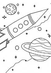 Раскраска Млечный путь