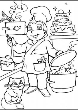 Рисование По Номерам Для Детей 4-5 Лет