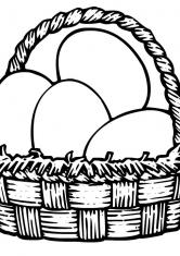 Раскраски для девочек зайчик распечатать