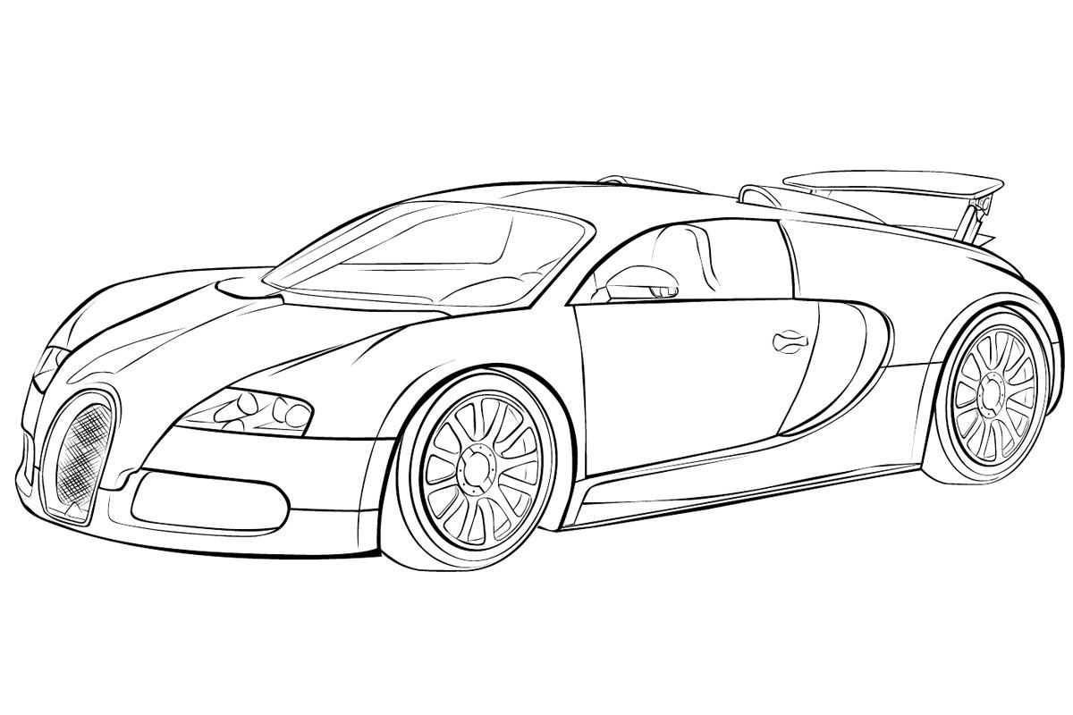 Auto Ausmalbilder Bugatti :  Collection Of User Detsad13g In Yandex Collections