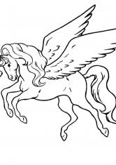Раскраски Лошади | Животные, рыбы, насекомые, скачать и ...