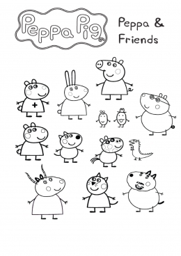 Peppa pig- Peppa s Christmas (Рождество Пеппы