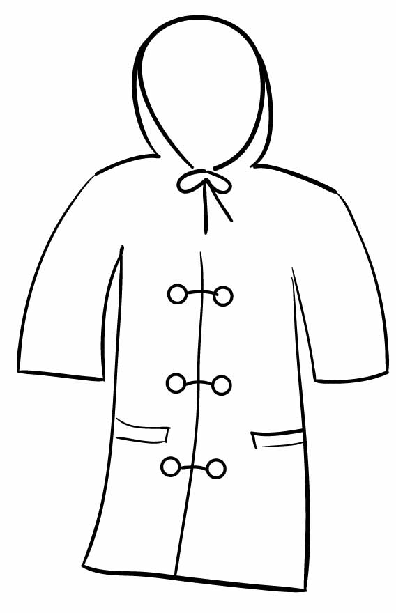 Winter coat coloring pages 6129314 - cheqfm.info