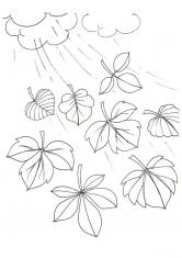 раскраски цветы природа деревья скачать и распечатать