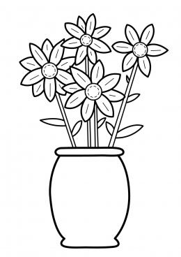 Глобус с цветами 46