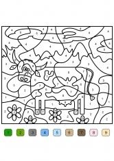 Ангел раскраски для детей