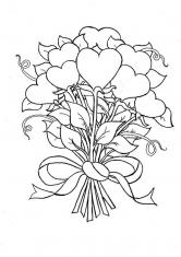 Raskraski Cvety Priroda Derevya Skachat I Raspechatat Besplatno Stranica 4