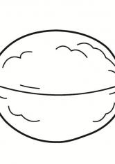Раскраска Грецкий орех