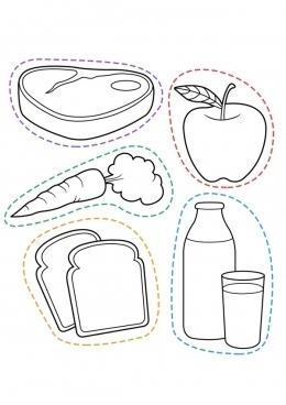 меню дробного питание для похудения