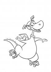 раскраски доктор плюшева зарубежные мультфильмы сказки