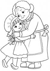 Шляпа для детей рисунок